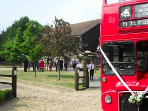 Hertfordshire Wedding - Oak Barn, Studham